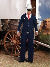 Picture of Lone Cowboy Adult Men Costume