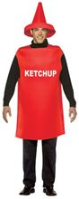 Picture of Ketchup Adult Mens Costume