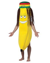 Picture of Rasta Banana Adult Unisex Costume