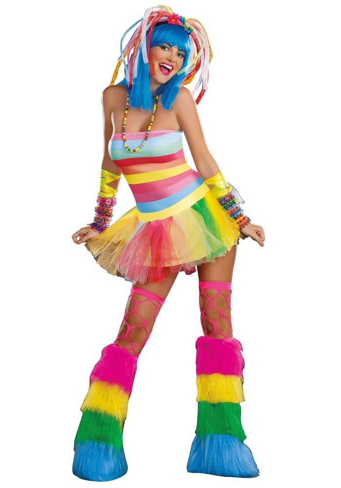 Picture of Kandi Kid Adult Womens Costume