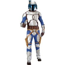 Picture of Star Wars Classic Deluxe Jango Fett Adult Mens Costume