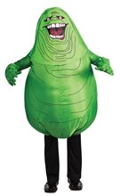 Picture of Ghostbusters Inflatable Slimer Adult Unisex Costume