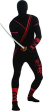 Picture of Ninja 2nd Skin Adult Mens Costume