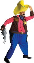 Picture of Big Tex Adult Mens Costume