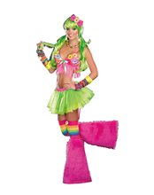 Picture of Light-Up Dazed Daisy Adult Womens Costume
