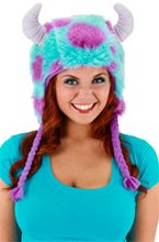 Picture of Monsters University Sulley Deluxe Hoodie Hat
