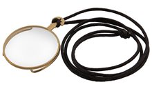 Picture of Steampunk Gold Costume Monocle Adult