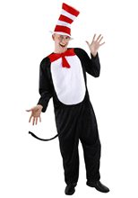 Picture of Cat In The Hat Adult Unisex Costume