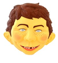Picture of Alfred E Neuman Mask
