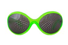 Picture of Creepy Crawler Green Glasses