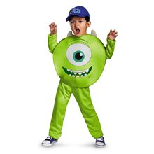 Picture of Monsters University Mike Classic Toddler & Child Costume