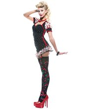 Picture of Pinup Girl Adult Womens Costume