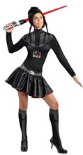 Picture of Sexy Star Wars Darth Vader Adult Womens Costume