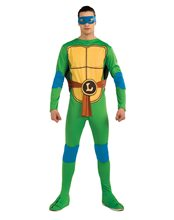 Picture of Teenage Mutant Ninja Turtle Leonardo Adult Mens Costume