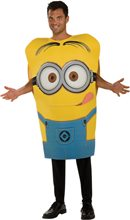 Picture of Despicable Me Minion Dave Adult Mens Costume