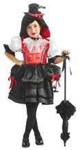 Picture of Contessa Girls Vampire Costume