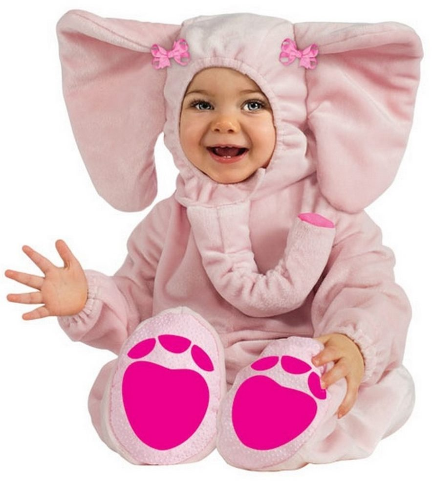 Picture of Pink Elephant Infant Costume