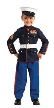 Picture of Marine Dress Blues Child Costume
