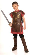 Picture of Roman Gladiator Child Costume