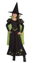 Picture of Wicked Witch of the West Child Costume