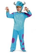 Picture of Monsters University Classic Sully Toddler Costume