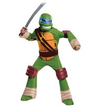 Picture of Teenage Mutant Ninja Turtles Deluxe Leonardo Child Costume
