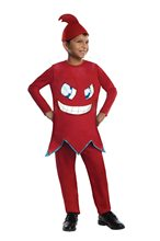 Picture of Pac-Man Deluxe Blinky Child Costume