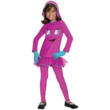 Picture of Pac-Man Pinky Deluxe Child Costume