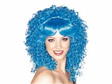 Picture of Curly Blue Womens Wig