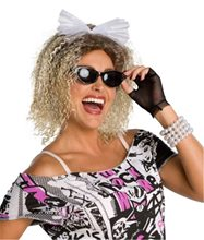 Picture of 80s Rock Adult Womens Wig