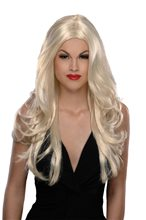 Picture of Blonde Victoria Wig