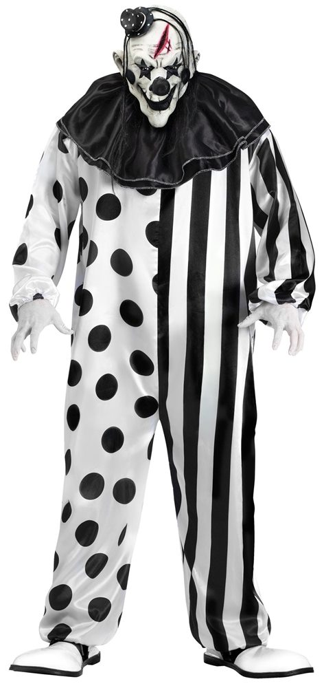 Picture of Killer Clown Adult Costume