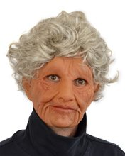 Picture of Old Woman Adult Mask