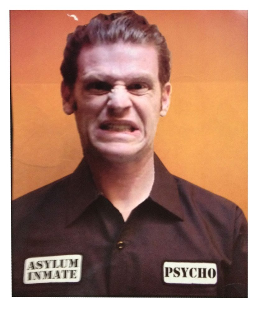 Picture of Asylum Inmate T-Shirt