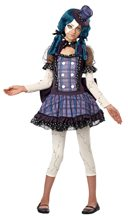 Picture of Broken Rag Doll Tween Costume