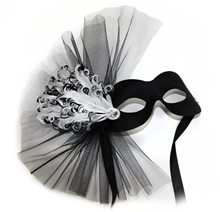 Picture of Lavish Soiree Masquerade Adult Mask