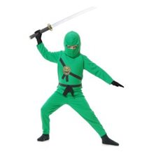 Picture of Ninja Avenger Series Green Child Costume