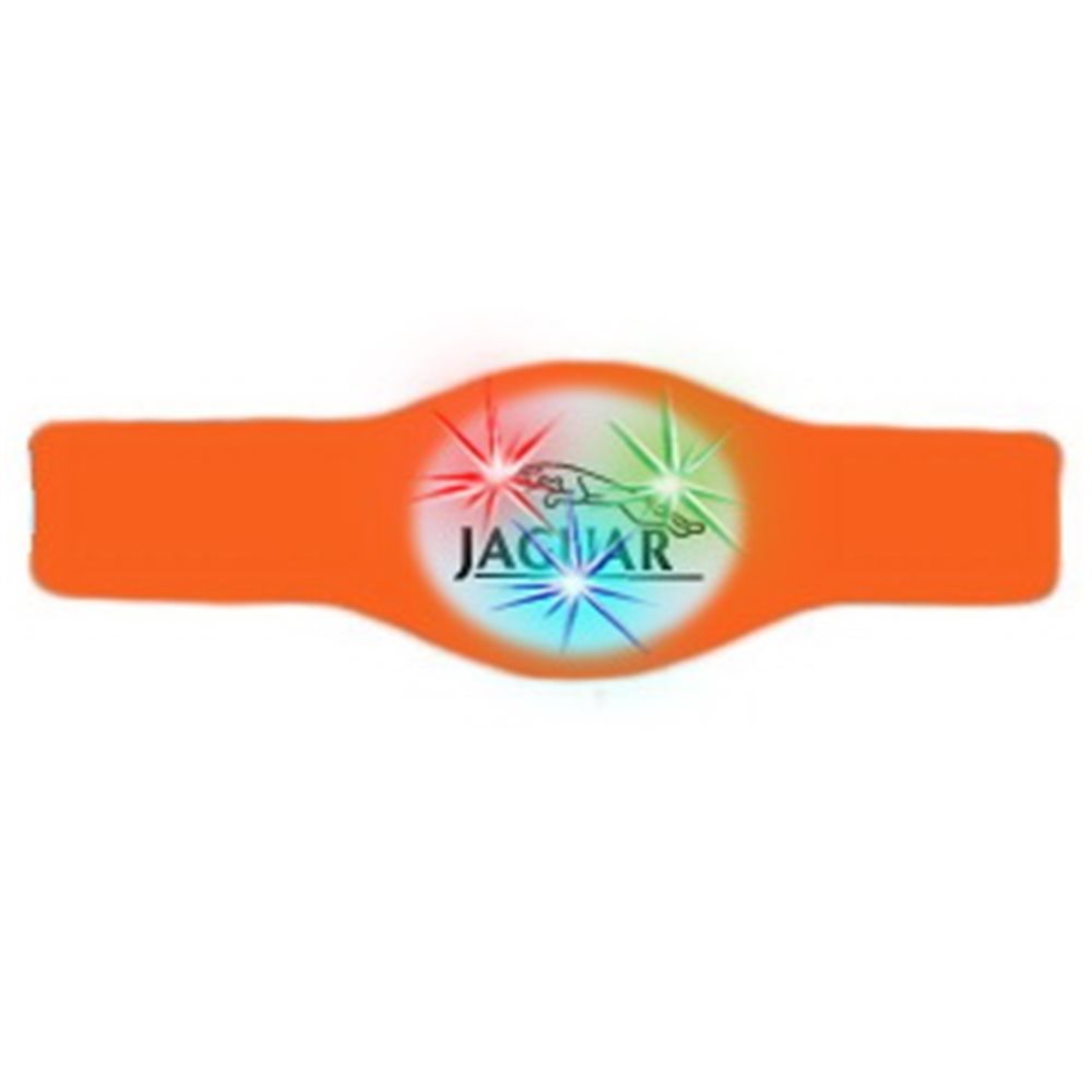 Picture of Light Up Bracelet  Flashing LEDs