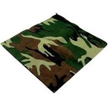 Picture of Camo Military Bandana