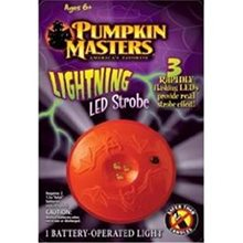 Picture of Pumpkin LED Strobe Light