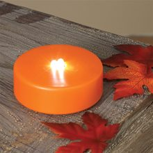 Picture of Flashing Pumpkin Strobe Light