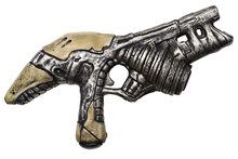 Picture of General Zod Gun