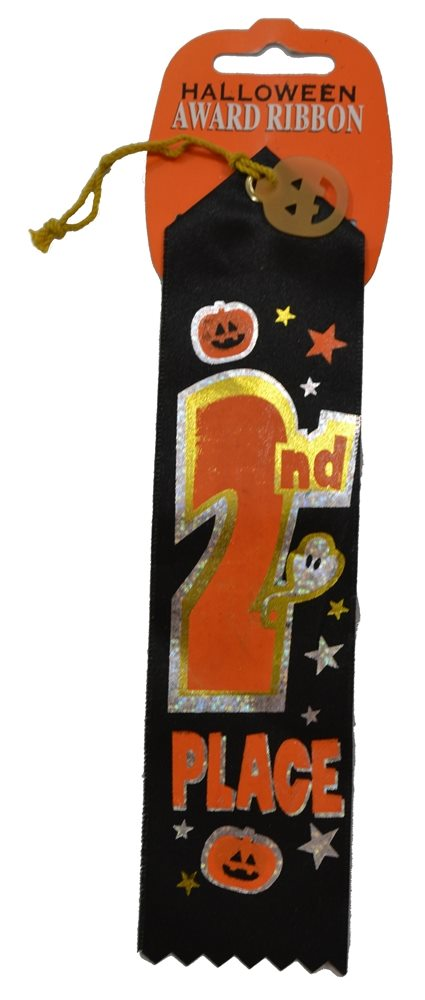 Picture of 2nd Place Award Ribbon