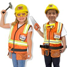 Picture of Construction Worker Role Play Costume Set