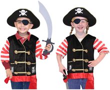 Picture of Pirate Role Play Costume Set