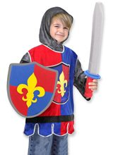 Picture of Knight Role Play Costume Set