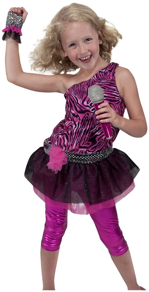 Picture of Rock Star Role Play Costume Set