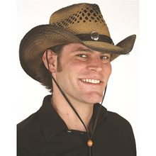 Picture of Straw Toyo Western Hat
