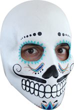 Picture of Day of The Dead Catrin Deluxe Mask