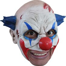 Picture of Evil Chinless Clown Mask